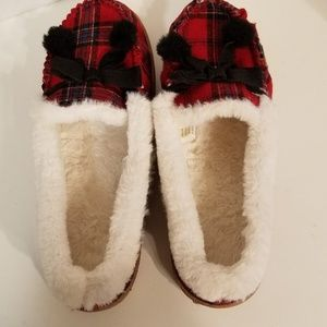 Sonoma Goods for Life Plaid Slippers